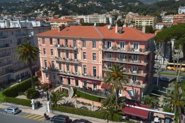 Hotel Best Western Prince De Galles: Außen MENTONE