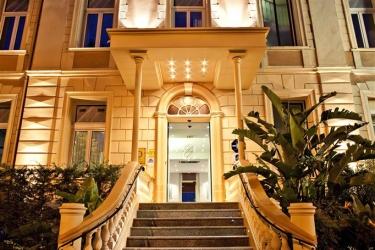 Hotel Best Western Prince De Galles: Hoteldetails MENTONE