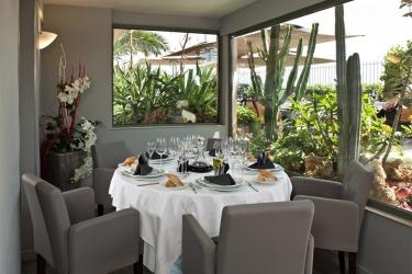 Hotel Best Western Prince De Galles: Restaurant MENTONE