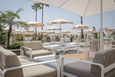 Hotel Best Western Prince De Galles: Strand MENTONE