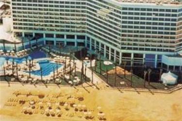 Hotel Crowne Plaza: Extérieur MER MORTE