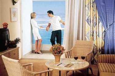 Hotel Crowne Plaza: Room - Guest MER MORTE