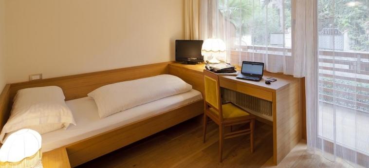 Hotel Aurora: Chambre Unique MERANO - BOLZANO