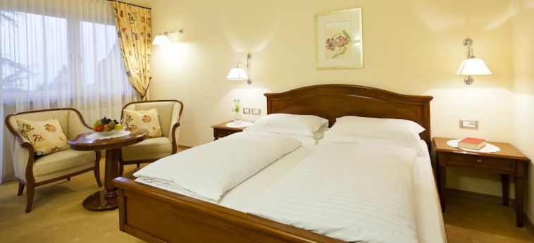 Hotel Aurora: Chambre MERANO - BOLZANO