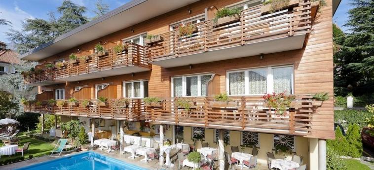 Hotel Aurora: Extérieur MERANO - BOLZANO