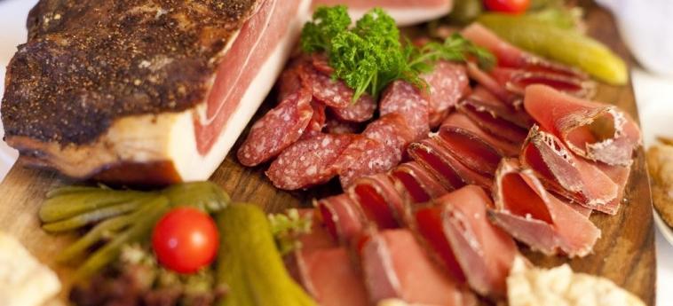 Hotel Aurora: Food and Drink MERANO - BOLZANO