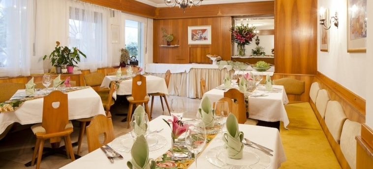 Hotel Aster: Dining Area MERANO - BOLZANO
