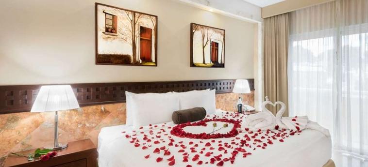 Hotel Wyndham Merida: Detalle del hotel MERIDA