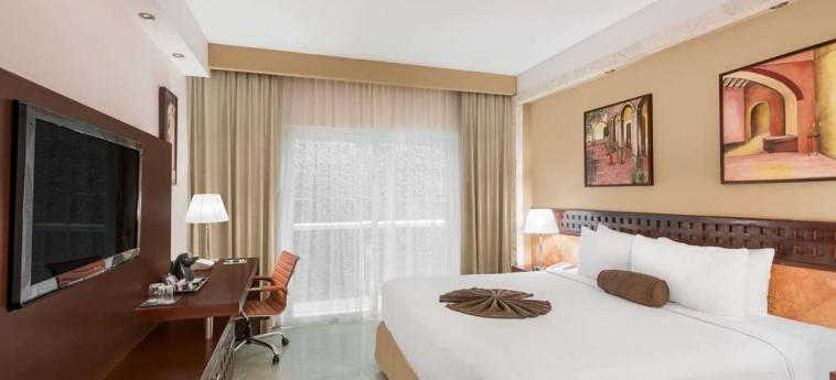 Hotel Wyndham Merida: Camera degli ospiti MERIDA