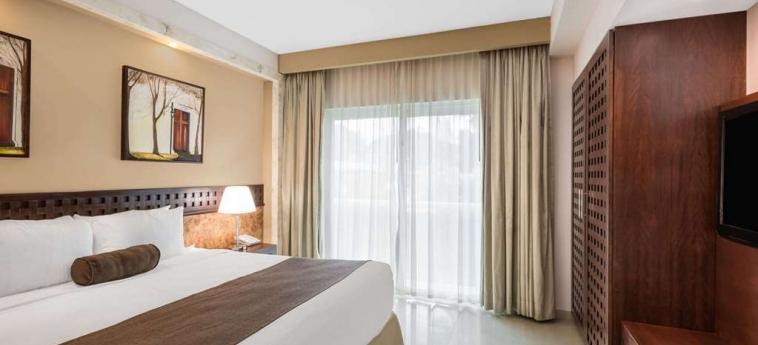 Hotel Wyndham Merida: Camera Suite MERIDA