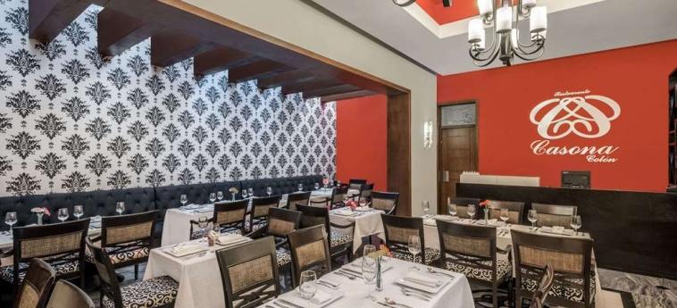 Hotel Wyndham Merida: Ristorante MERIDA
