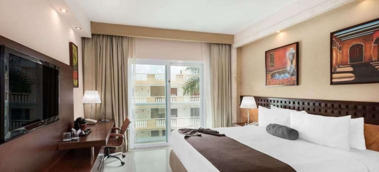 Hotel Wyndham Merida: Gästezimmer MERIDA