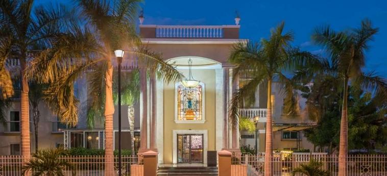 Hotel Wyndham Merida: Hotel detail MERIDA