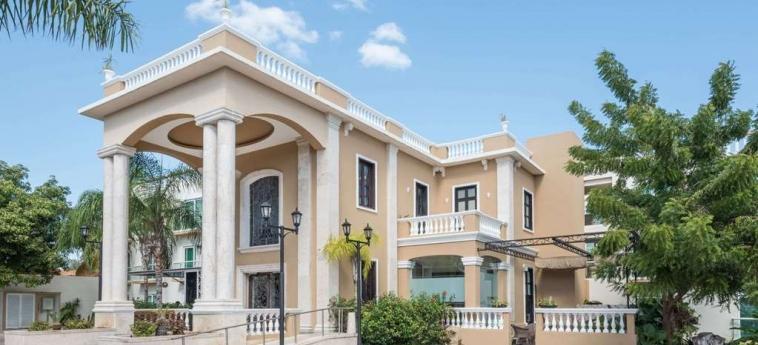 Hotel Wyndham Merida: Exterior MERIDA