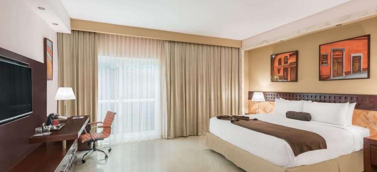 Hotel Wyndham Merida: Guestroom MERIDA