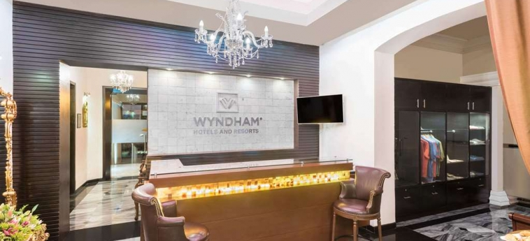 Hotel Wyndham Merida: Lobby MERIDA