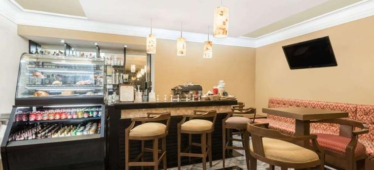 Hotel Wyndham Merida: Restaurant MERIDA