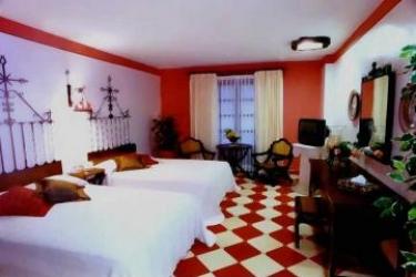 Casa Del Balam: Chambre MERIDA
