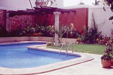 Casa Del Balam: Swimming Pool MERIDA