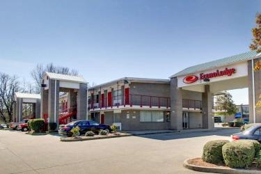 Hotel Econo Lodge: Esterno MERIDIAN (MS)