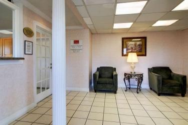 Hotel Econo Lodge: Lobby MERIDIAN (MS)
