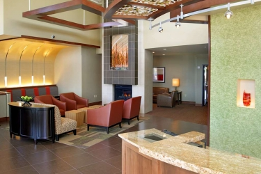 Hotel Hyatt Place Phoenix Mesa: Lobby MESA (AZ)