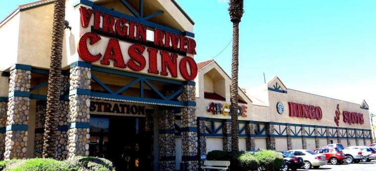 Virgin River Hotel & Casino: Extérieur MESQUITE (NV)