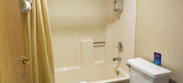 Virgin River Hotel & Casino: Bathroom MESQUITE (NV)