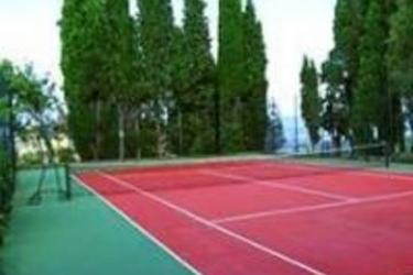 Agriturismo Santa Margherita: Tennisplatz MESSINA