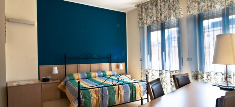 Hotel Residence Empedocle: Chambre Double MESSINE