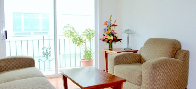 Hotel Suites Aristoteles: Living Room MEXICO CITY