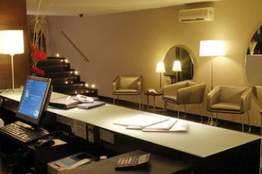 Hotel Eurostars Suites Reforma: Conference Room MEXICO CITY