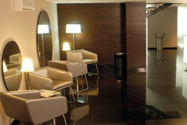 Hotel Eurostars Suites Reforma: Lounge Bar MEXICO CITY