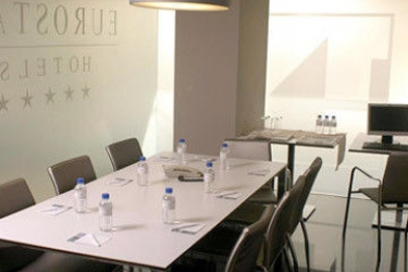 Hotel Eurostars Suites Reforma: Meeting Room MEXICO CITY
