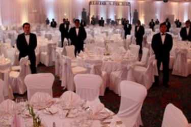 Hotel Intercontinental Presidente Mexico City: Ballroom MEXICO CITY