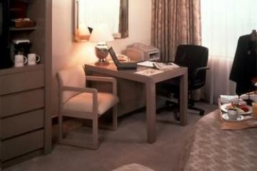 Hotel Intercontinental Presidente Mexico City: Bedroom MEXICO CITY