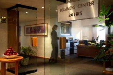 Hotel Intercontinental Presidente Mexico City: Business Centre MEXICO CITY