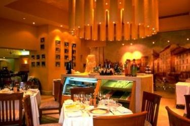 Hotel Intercontinental Presidente Mexico City: Restaurant MEXICO CITY