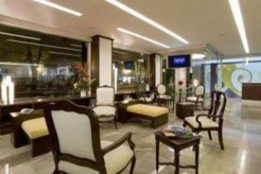 Hotel Stanza: Lobby MEXICO CITY