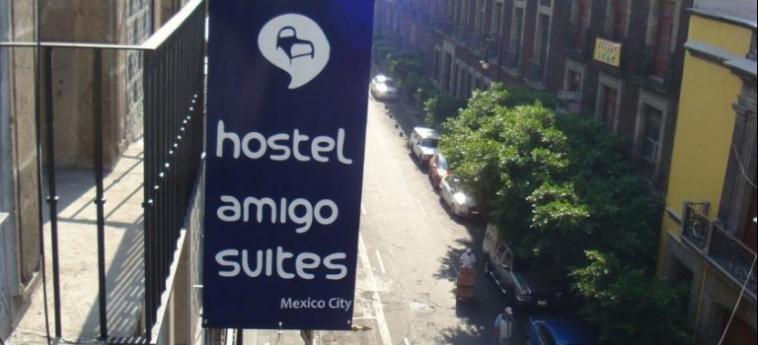 Hostel Amigo: Außen MEXICO STADT