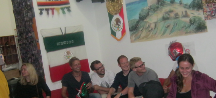 Hostel Amigo: Entspannung MEXICO STADT