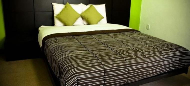 Hostel Amigo: Schlafzimmer MEXICO STADT