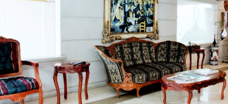 Hotel Suites Aristoteles: Appartement Saraceno MEXICO STADT