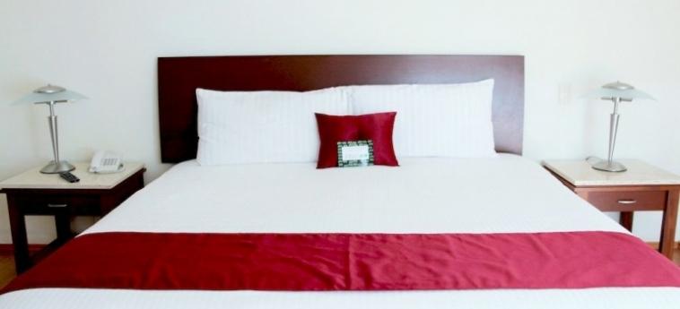 Hotel Suites Aristoteles: Bar MEXICO STADT