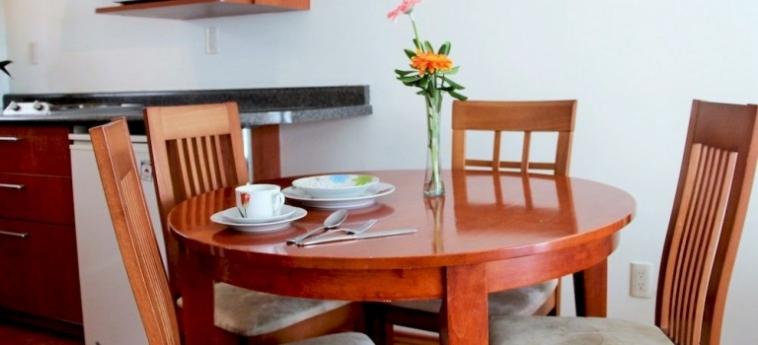 Hotel Suites Aristoteles: Dormitory 4 Pax MEXICO STADT