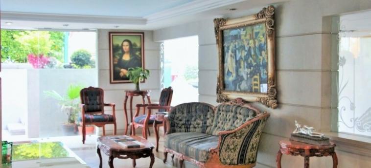 Hotel Suites Aristoteles: Room - Business Suite MEXICO STADT