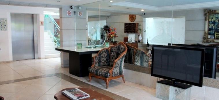 Hotel Suites Aristoteles: Türkisches Bad MEXICO STADT