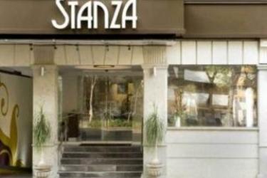 Hotel Stanza: Außen MEXICO STADT