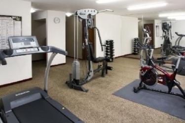 Hotel Stanza: Fitnesscenter MEXICO STADT
