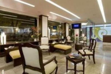 Hotel Stanza: Lobby MEXICO STADT